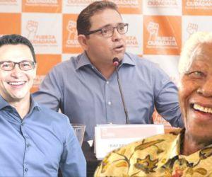 Martínez comparó a Caicedo con Mandela.