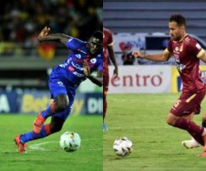 Pereira y Tolima avanzaron.