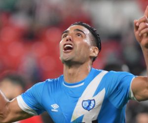 El samario suma dos goles en la Liga.
