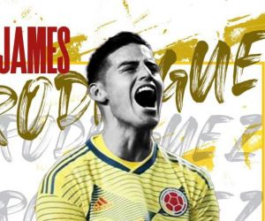 James Rodríguez, nuevo jugador del Al-Rayyan.