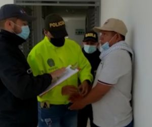 Presunto cabecilla de la subestructura Gonzalo Oquendo del grupo armado Clan del Golfo.
