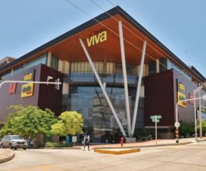 Centro Comercial Viva.