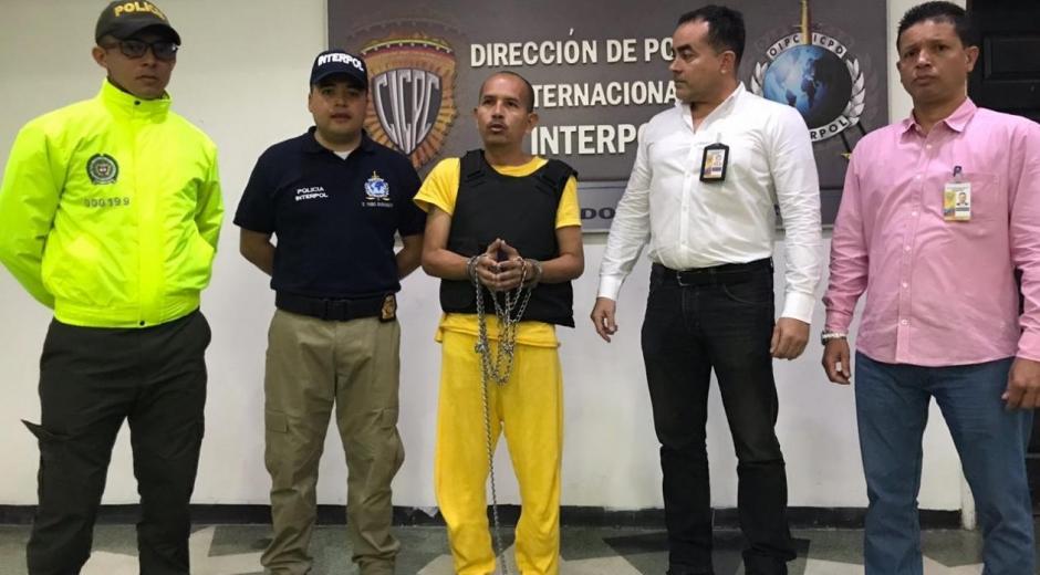 Juan Carlos Sánchez Latorre, alias 'El Lobo Feroz'.