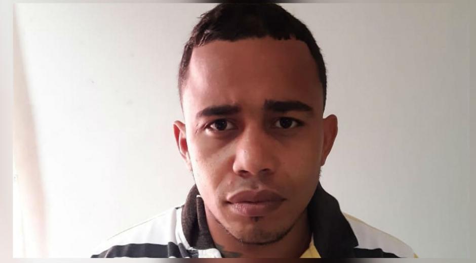 Germir Alexander Romanos Márquez, alias 'Cuco'.