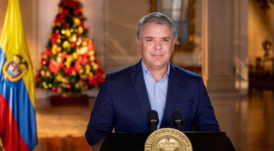 Iván Duque Márquez, alocución presidencial.
