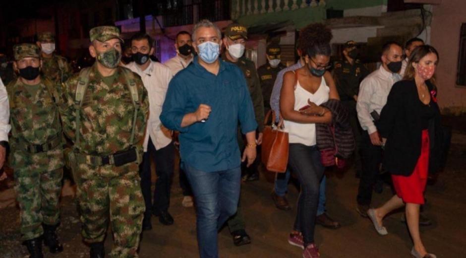 Visita de Duque al Chocó.