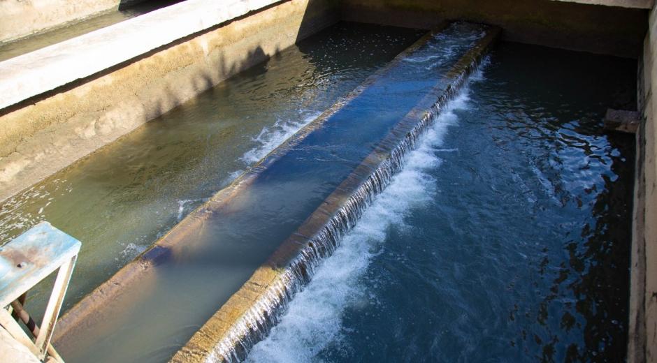 La Essmar reportó que, con el plan B, se normalizó la captación de agua en la Planta de Mamatoco.