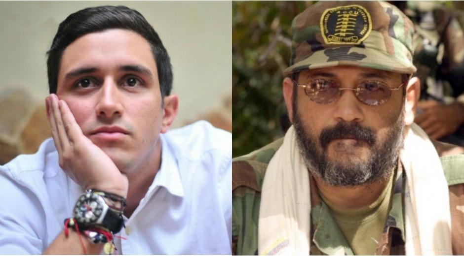 Jorge Rodrigo Tovar no reconoce a su padre como un comandante paramilitar sino como un condenado político.