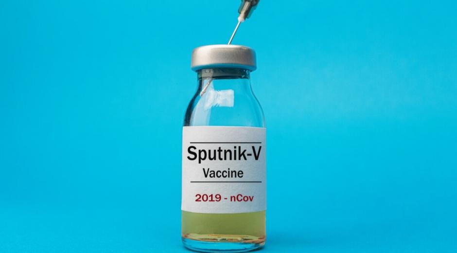 Vacuna Spútnik, producida por Rusia.