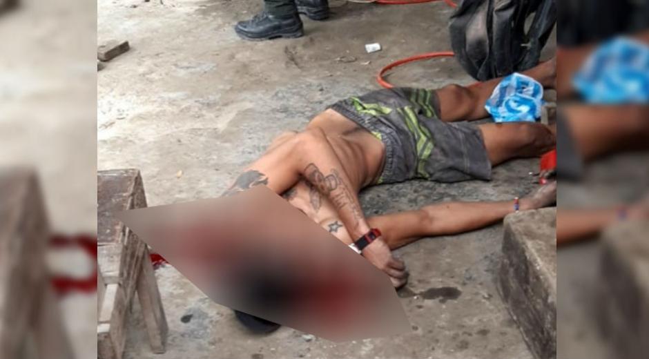 Homicidio en Orihueca, Zona Bananera.