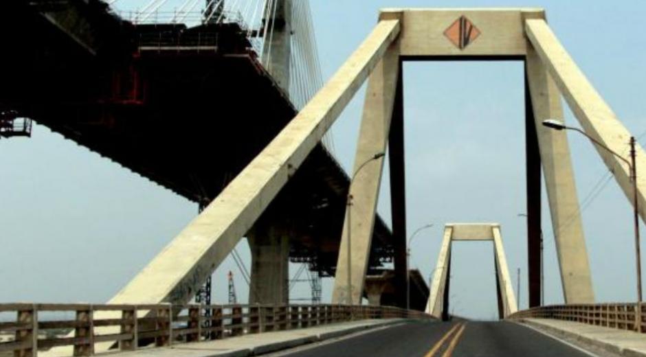Antiguo puente Pumarejo.