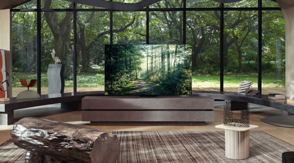 Esta es la nueva línea de TV lanzadas por Samsung.