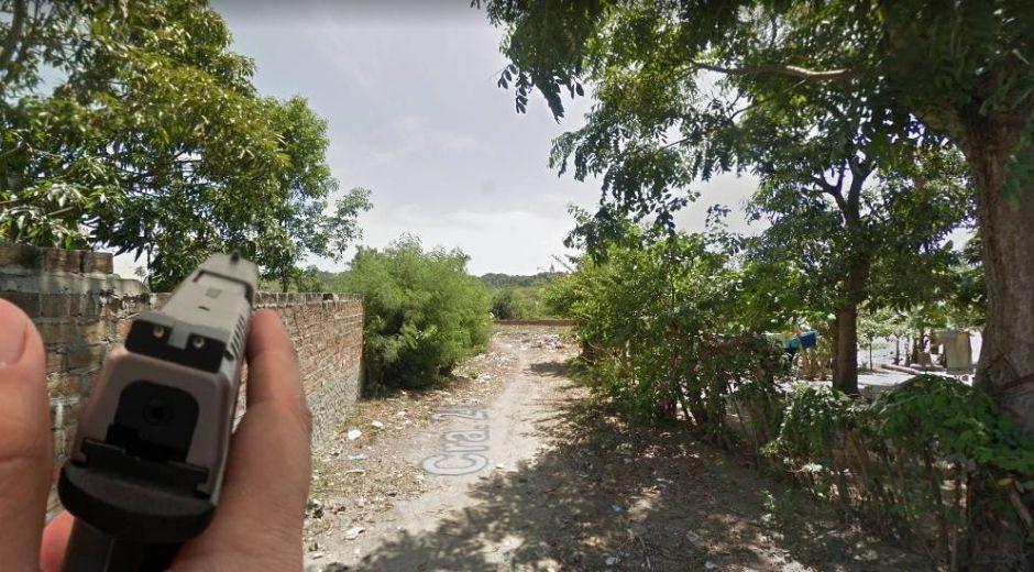 El homicidio se presentó en el barrio las Margaritas, de Ciénaga.