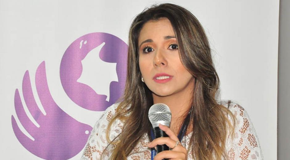 Nayara Vargas.