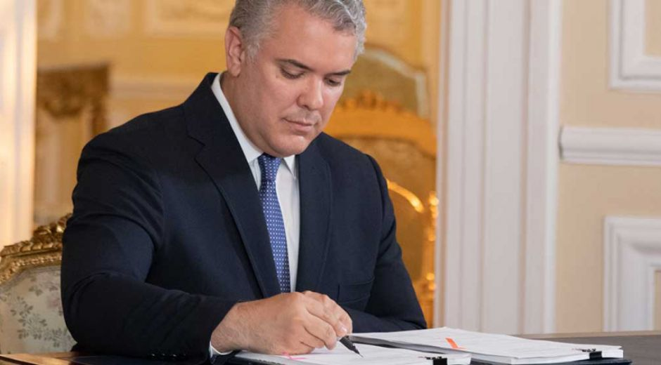 Durante el evento, que el Presidente Iván Duque liderará este lunes en la Casa de Nariño, Migración Colombia hará el lanzamiento de la campaña pedagógica 'Visibles'.