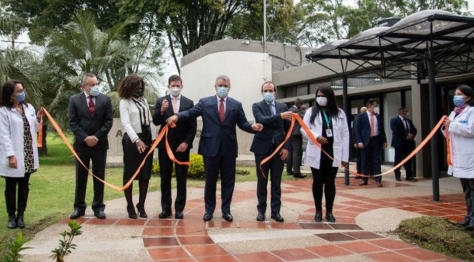 El Laboratorio de Control al Dopaje está ubicado en el Centro de Alto Rendimiento, en Bogotá.