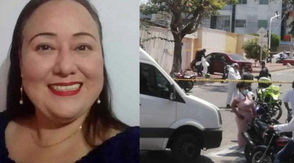 Claudia Rodríguez Delgado, víctima.