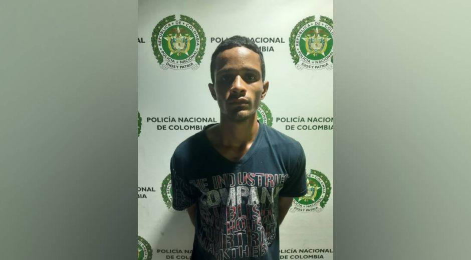 Alias 'Flaco', presunto asesino de Francisco Giacometto.