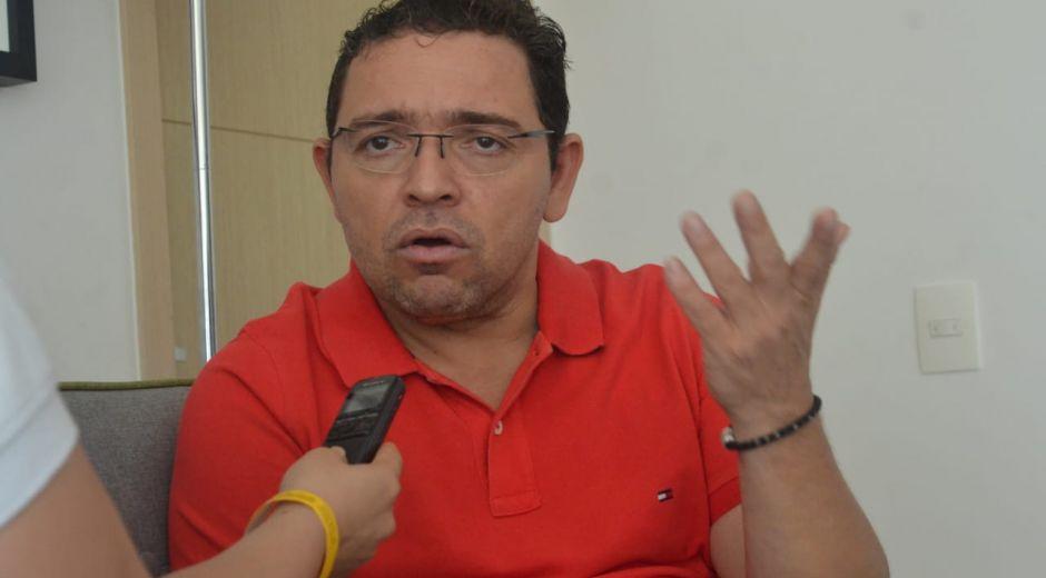 Rafael Martínez, exalcalde de Santa Marta.