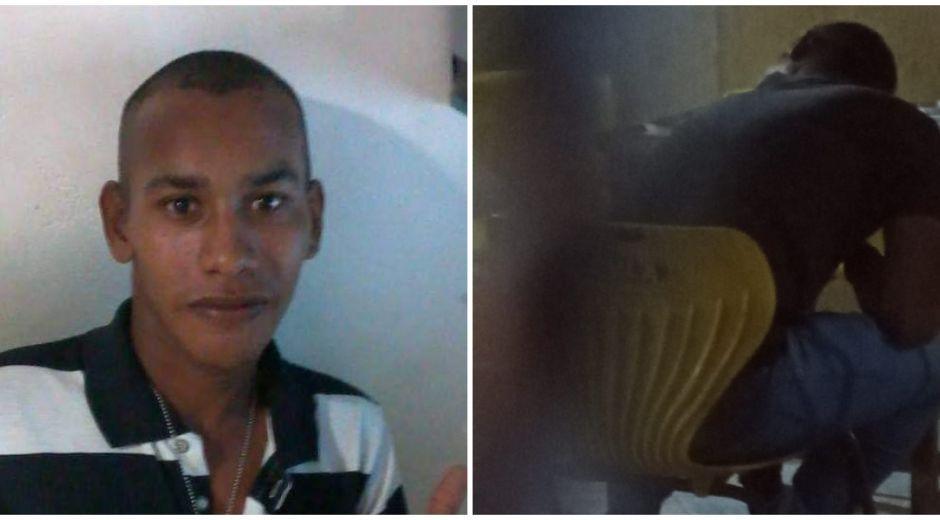 José Michael Polo Pérez, víctima mortal, tenía 23 años.