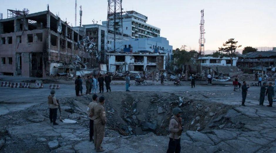 Dos explosiones a las afueras del aeropuerto de Kabul