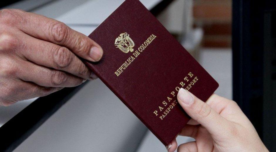 Se reducen así costos de expedición de pasaportes.