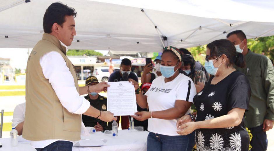 El periodo de inscripción de listas de candidatos a las Circunscripciones Transitorias Especiales de Paz durará un mes.