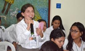 Simposio Estudiantil en Santa Marta