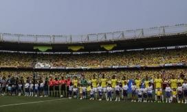 El 9 de octubre, Colombia recibe a Venezuela en Barranquilla.
