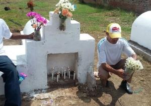 Los pobladores de Santa Rita aún recuerdan cuando paramilitares ingresaron varias veces y mataron personas acusándolas de auxiliadoras de la guerrilla.