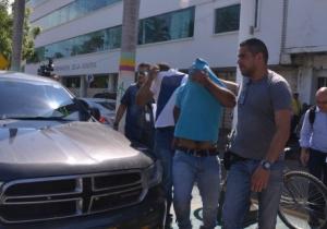 Las diligencias se están realizando con personal del CTI en Bogotá.