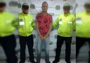 Maikol Michel Obredor Olivera presuntamente hace parte de la banda Los Vallenatos.