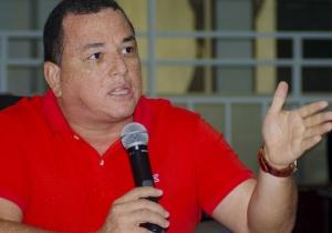 Jaime Linero, concejal de Santa Marta.