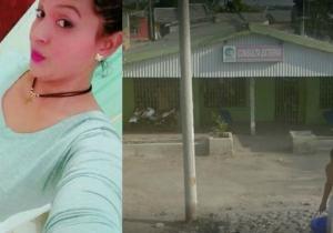 Mariana Cervantes Peralta (izq) hizo la denuncia ante la Fiscalía el pasado 5 de octubre.