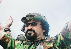 Ernesto Báez, exjefe paramilitar.
