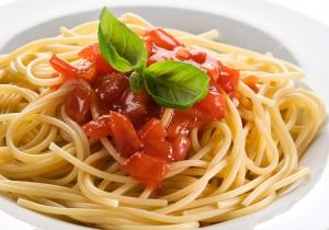 La pasta también hace parte de los alimentos a tener en cuenta dentro de la dieta diaria.