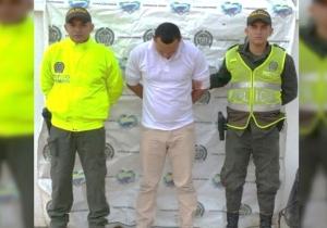 Ignacio José Díaz Cárdenas fue capturado por la Policía en el barrio Las Mercedes.