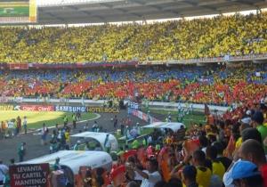 Colombia es superada por Argentina, Brasil, Alemania, Chile y Bélgica.