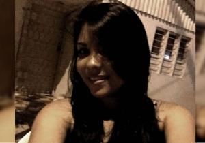 Dina Suárez, patrullera que amaneció muerta en su casa en El Piñón.