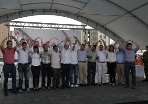 Los convenios fueron presentados este jueves en Santa Marta.