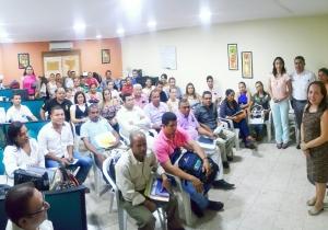 Mesas de trabajo de la Secretaría de Salud con alcaldías del Magdalena.