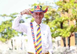 Su nombre es Paz Colombia Duque Giraldo.