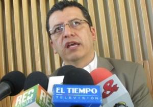 Norman Muñoz Muñoz, Superintendente de Salud.
