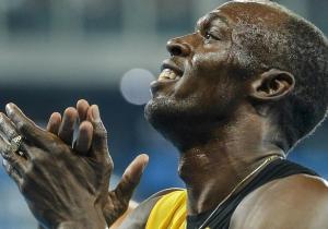 Usain Bolt, el atleta más rápido del mundo.