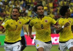 Uno de los encuentros de la Selección Colombia en Barranquilla.