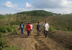 40 familias tienen abonado el terreno para regresar a sus tierras.