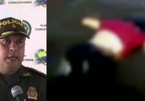 John Jairo Rodríguez, comandante de la Policía del Magdalena, se refirió a los 3 cadáveres hallados.