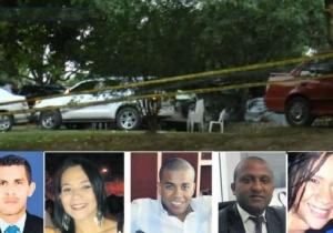 La masacre de Masinga ocurrió el 5 de marzo de 2014.