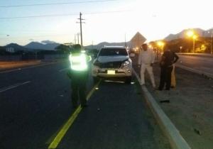 La divulgación de esta foto del accidente ha suscitado rumores que son aclarados por Seguimiento.co