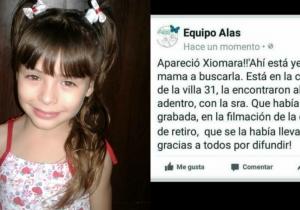 El caso de Xiomara sí sucedió ayer, pero en Argentina.